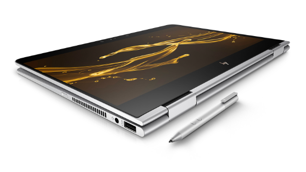 HP Spectre x360タブレット切替時