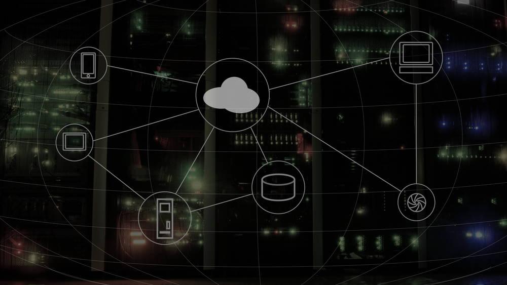 クラウド技術のネットワーク