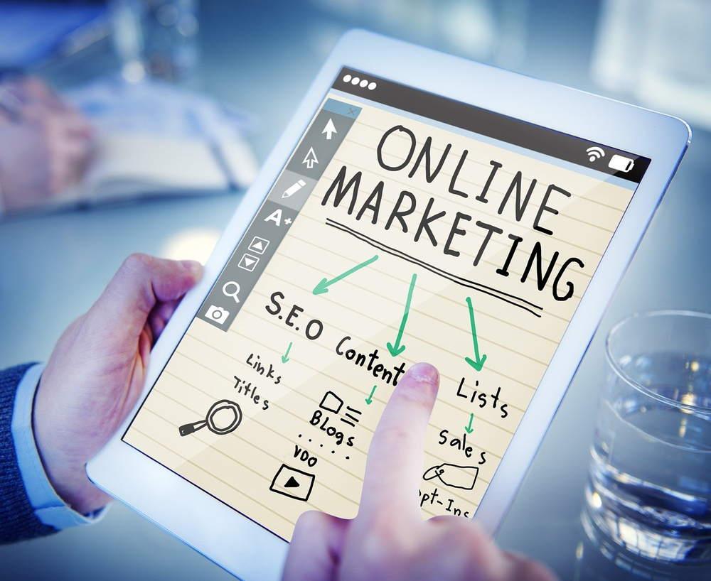 オンラインマーケティング