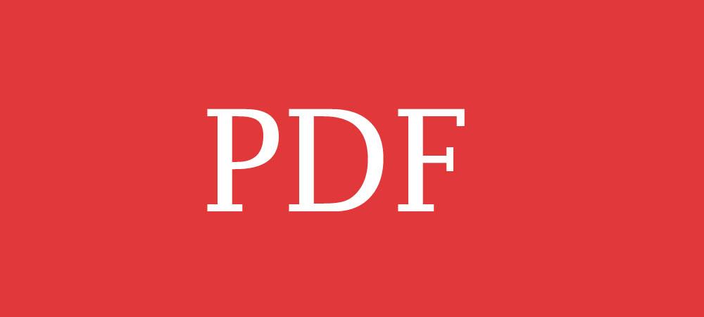 PDFのファイルイメージ